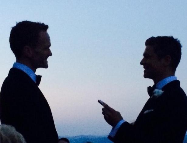Neil Patrick Harris e David Burtka se casam em cerimônia na Itália