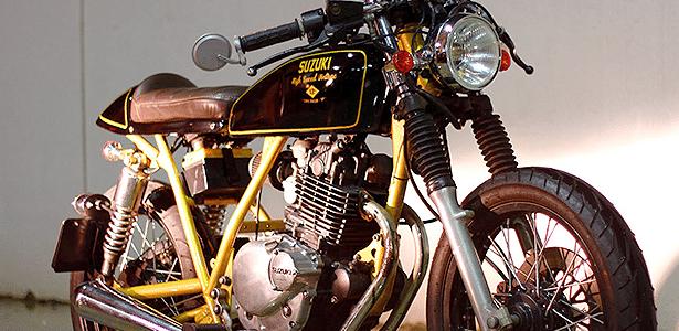 Garagem Cafe Racer/Reprodução