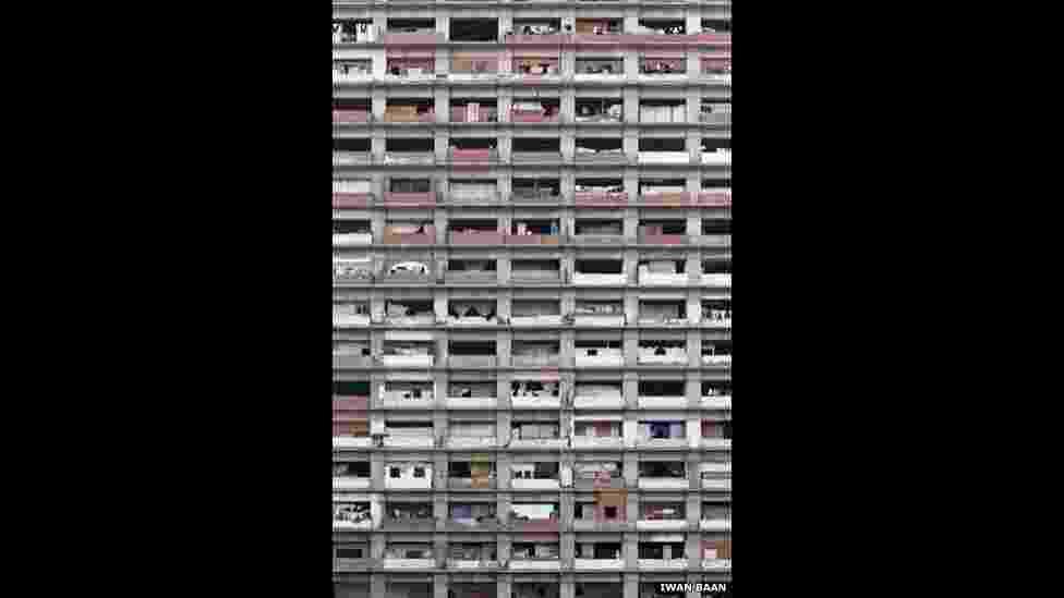 Uma exposição que será inaugurada em Londres retrata como os fotógrafos contribuíram para a compreensão da arquitetura moderna - Iwan Baan