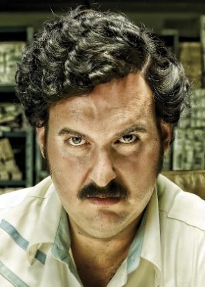 """Andrés Parra é o protagonista da série """"Pablo Escobar: O Senhor do Tráfico"""", da +Globosat"""