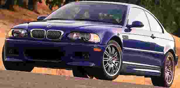 BMW M3 2001 é um dos nove modelos envolvidos no chamado - Divulgação