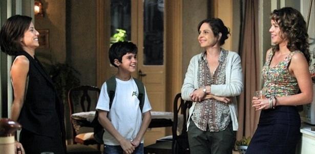 """Em """"Império"""", Clara e Cristina descobrem afinidade e se aproximam"""