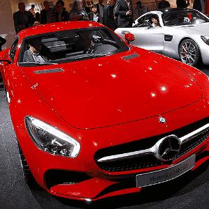 Mercedes-Benz AMG GT - Kai Pfaffenbach/Reuters