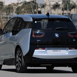 BMW i3 - Murilo Góes/UOL