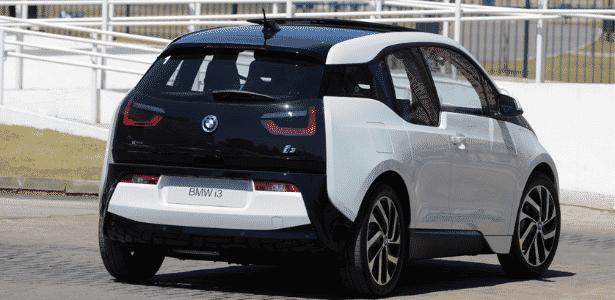 BMW i3 - Murilo Góes/UOL - Murilo Góes/UOL