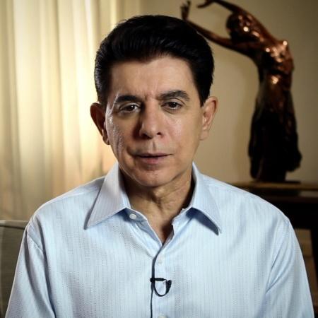 Heródoto Barbeiro é apresentador da Record News  - Divulgação