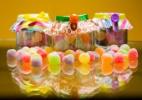 Potes de papinha rendem charmosas lembrancinhas para festas de aniversário - Leonardo Soares/UOL