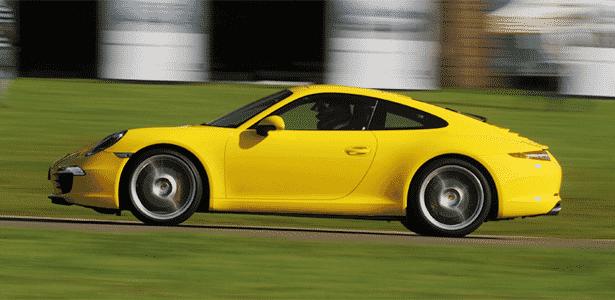 Porsche 911 Carrera S - Murilo Góes/UOL - Murilo Góes/UOL