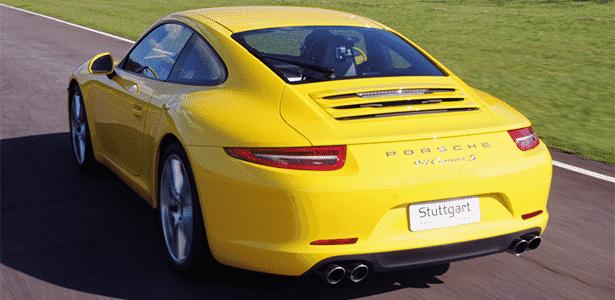 Porsche 911 Carrera S traseira 34 - Murilo Góes/UOL - Murilo Góes/UOL