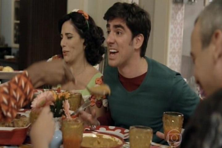 """11.set.2014 - Marcelo Adnet interpreta Tuco no último episódio de """"A Grande Família"""""""