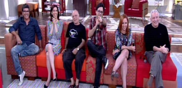 Lúcio Mauro diz que elenco nunca se acomodou e sempre lutou pela qualidade