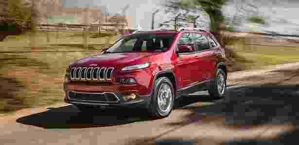 Jeep Cherokee chega ao Brasil em três versões: Longitude, Limited e Trailhawk - Divulgação