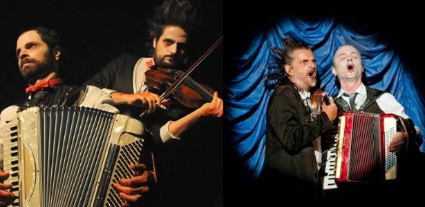 """Público apontou similaridades entre os espetáculos """"Let""""s Duet"""" e """"Tangos & Tragédias"""" - Reprodução"""