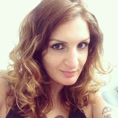 A escritora Clara Averbuck - Reprodução/Facebook