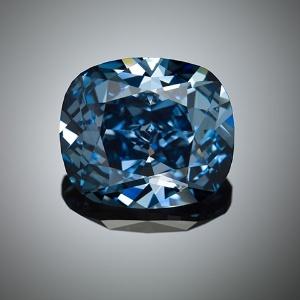 """O diamante """"Blue Moon"""" - Divulgação"""