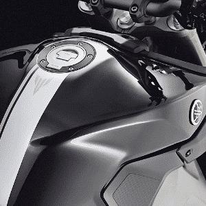 Yamaha MT-09 - Divulgação