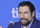 John Travolta estreia visual novo, com barba, no Festival de Toronto - Warren/EFE/EPA