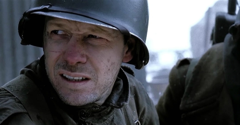 """Donnie Wahlberg na minissérie """"Band of Brothers"""""""