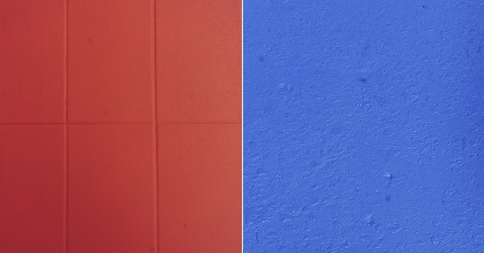 Fotos renove o piso sem gastar muito aprenda a pintar - Pintura para pintar ceramica de piso ...