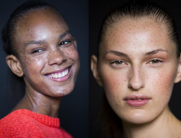 Preen by Thornton Bregazzi aposta em sardinhas falsas para apresentar coleção na Semana de Moda de Londres - Getty Images