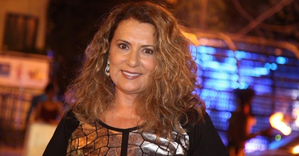 15.set.2014 - A atriz Patrícia Travassos vai ao aniversário do produtor Sandro Chaim, no Rio