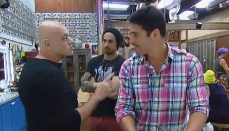 16-09-2014 Oscar Maroni conversa com Marlos e Léo Rodriguez