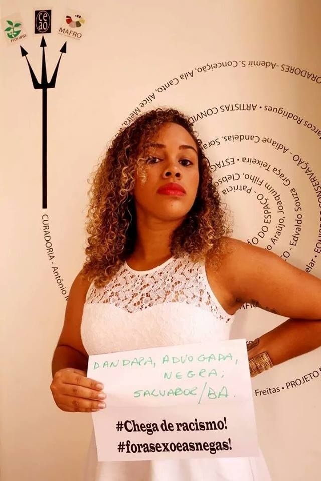 """16.set.2014- Mulheres negras protestam nas redes sociais contra a série """"Sexo e as Negas"""", que estreia nesta terça-feira (16)"""