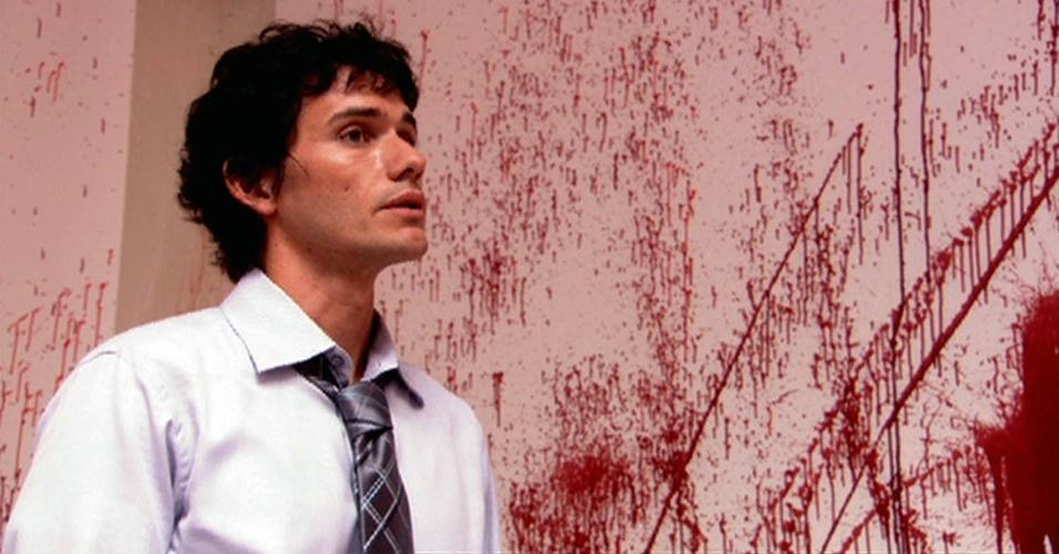 """Brian Moser (Christian Camargo) na série """"Dexter"""""""
