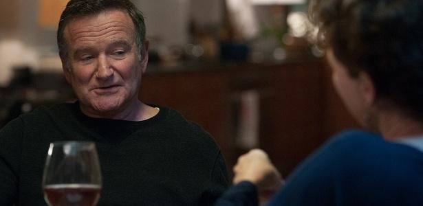 Ator Robin Williams morreu no dia 11 de agosto de 2014, em Paradise Cay, Califórnia - Divulgação