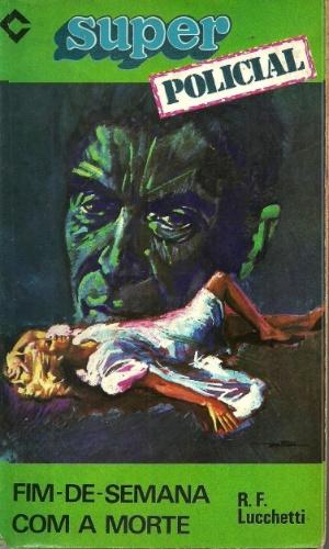 Capa de livro de R. F. Lucchetti