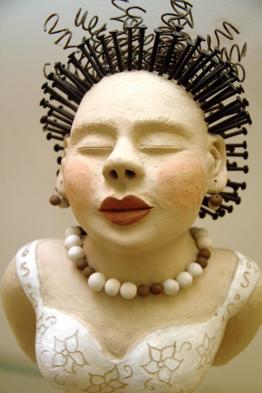 Aparador Grande Para Sala ~ Fotos Museu de artesanato em Jo u00e3o Pessoa tem peças em madeira, cer u00e2mica até lata 17 09 2014