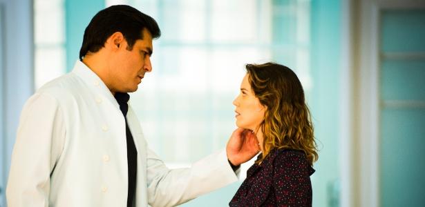 Marcos (Thiago Lacerda) e Laura (Nathalia Dill) estão prestes a casar, mas a noiva se apaixona pelo irmão de criação do noivo