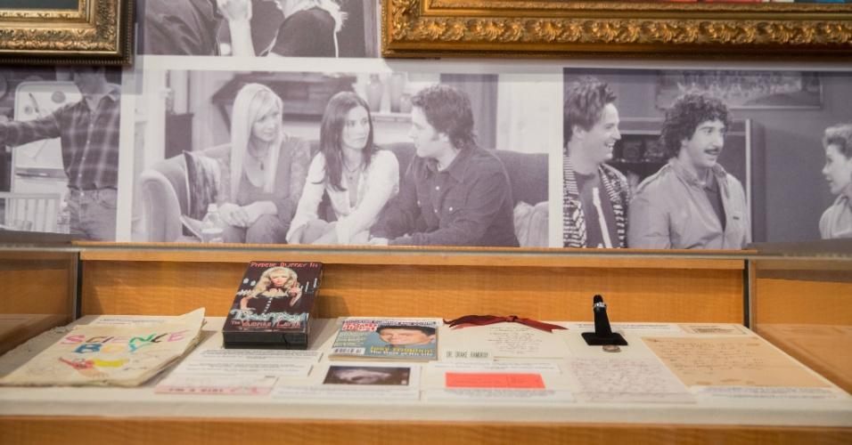 Set.2014 - Uma réplica do Central Perk, o estabelecimento da série ?Friends?, foi aberta em Nova York para comemorar os 20 anos de sucesso da produção. No local estão expostos objetos que fizeram parte do seriado
