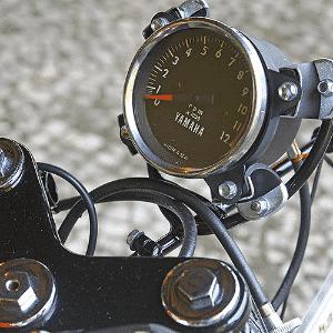 Yamaha RD 50 faz 40 anos - Divulgação