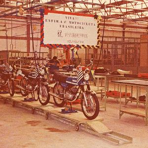 Yamaha RD 50 faz 40 anos - Reprodução