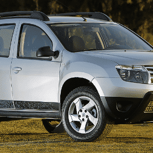 Renault Duster Outdoor - Divulgação