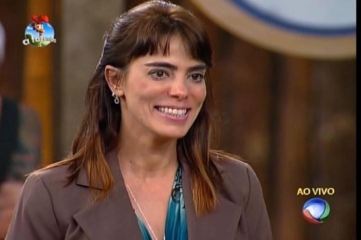 18.set.201 - Heloísa Faissol votou em Diego Cristo na primeira prova do fazendeiro de