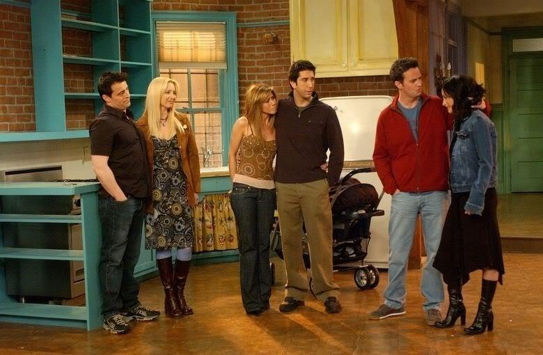 """20 anos de """"Friends"""": cena do episódio """"The Last One"""""""