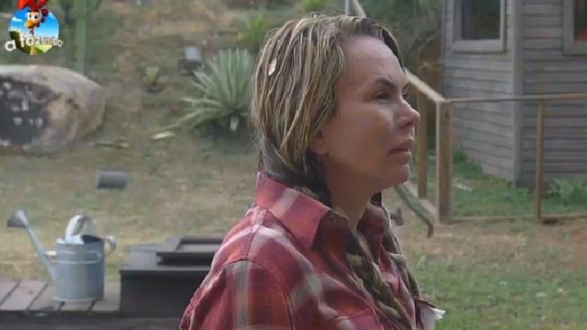 Cristina Mortágua diz que Oscar Maroni ficou bravo porque ela o indicou na votação que decidiu o primeiro fazendeiro