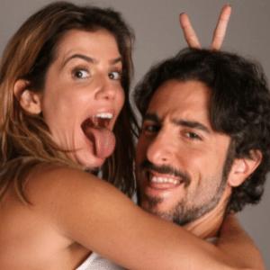 Deborah Secco e Marcos Mion