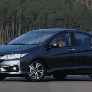 Honda City EX 2015 - Murilo Góes/UOL