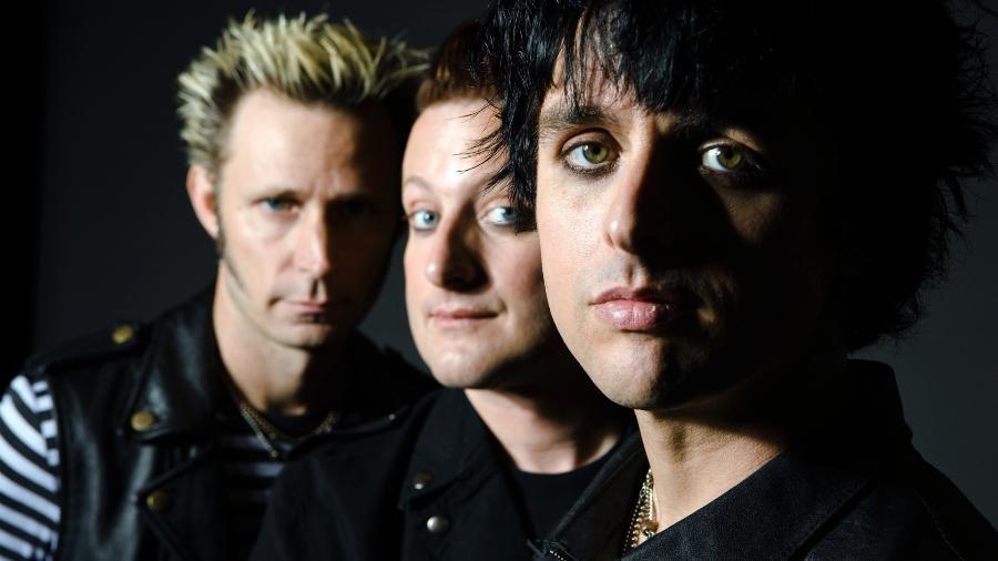 O grupo Green Day - Reprodução