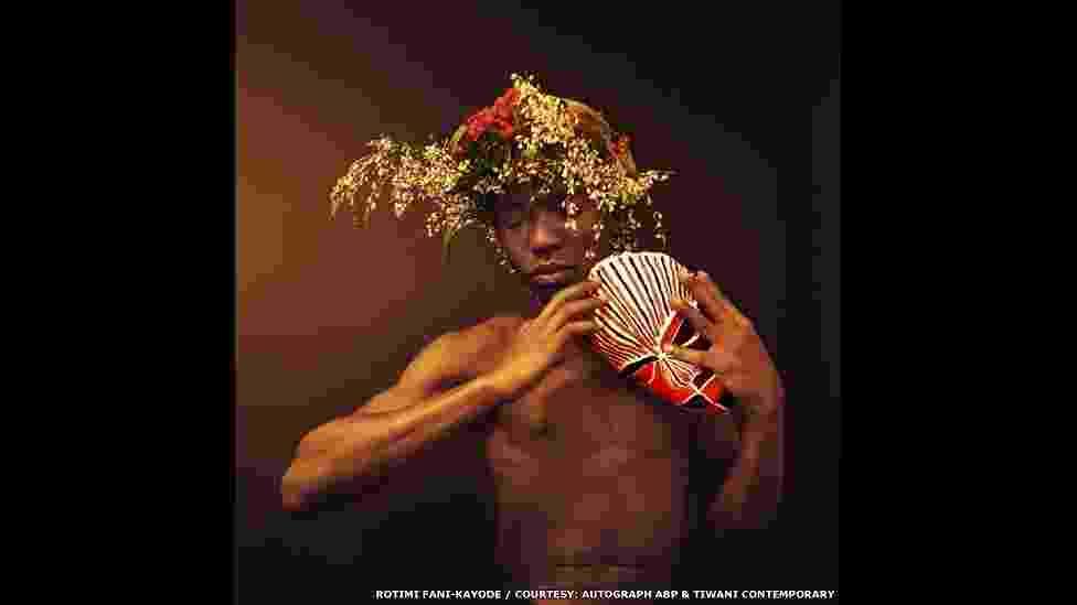 Retrospectiva em Londres do influente fotógrafo nigeriano Rotimi Fani-Kayode mostra sensualidade dos homens africanos - Rotimi Fani-Kayode, cortesia de Autograph ABP & Tiwani Contemporary, Londres