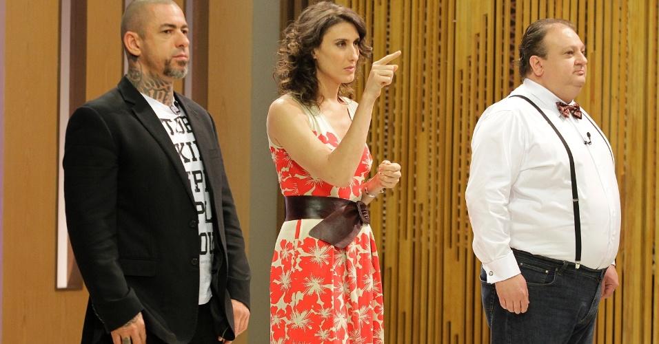"""12.set.2014 - A reportagem do UOL acompanhou os bastidores do """"Masterchef"""", na Band"""