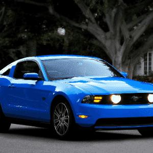 Em meados de 2009, a Ford dos Estados Unidos começou a fabricar a 5ª geração do Mustang (foto); ao mesmo tempo, suas equipes de designers começaram a esboçar como seria a próxima encarnação do modelo -- não apenas uma reestilização, e sim um Mustang totalmente novo - Divulgação