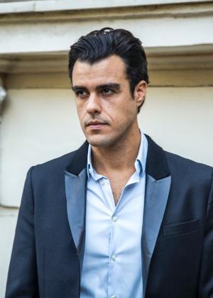 Joaquim Lopes conta que o público pede para que Enrico converse com o pai Claudio Bolgari (José Mayer)