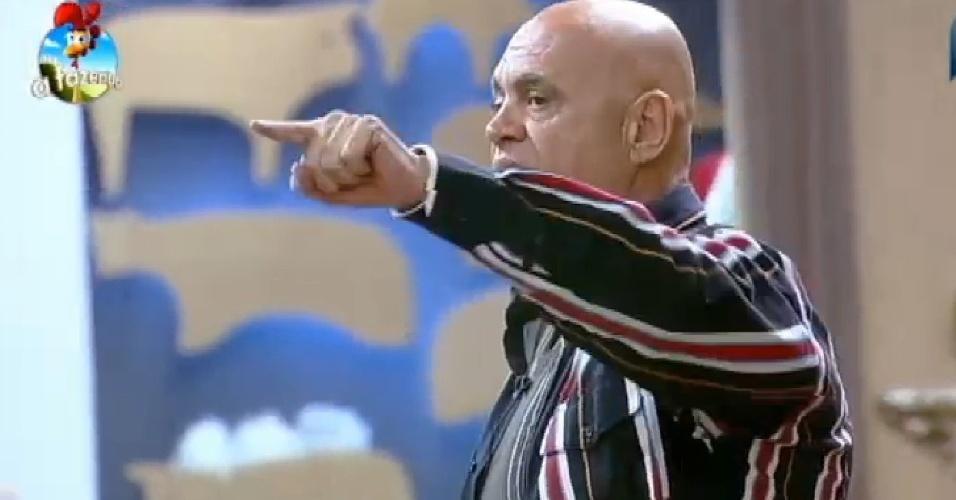 22.set.2014 - Oscar Maroni lança desafio a Diego Cristo