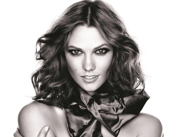 """24.set.2014 - Karlie Kloss é o novo rosto da L""""Oreal Paris - Divulgação"""