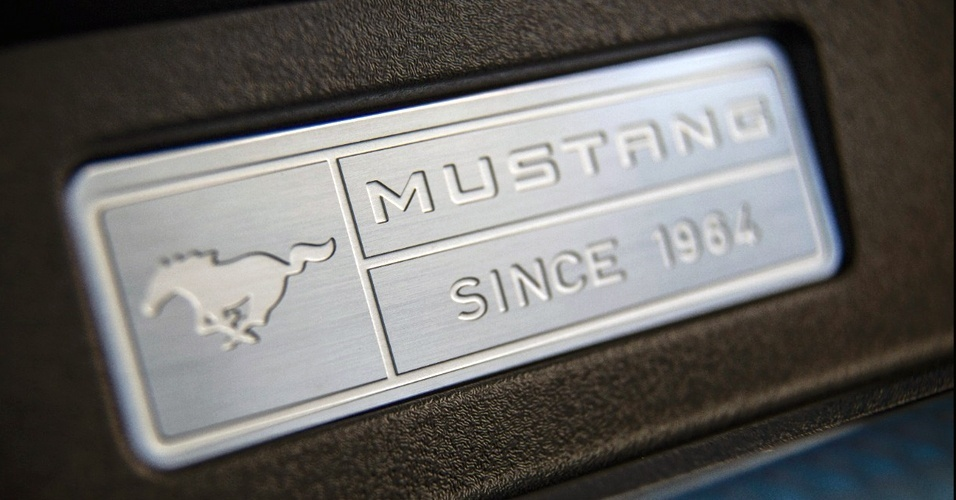 Ford Mustang 2015 virá ao Brasil