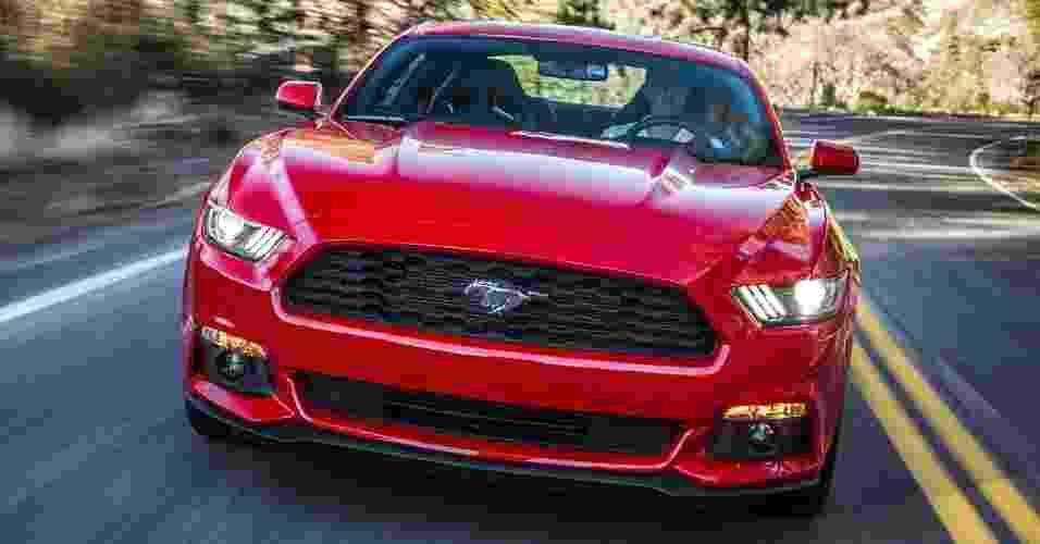 Ford Mustang 2015 virá ao Brasil - Divulgação